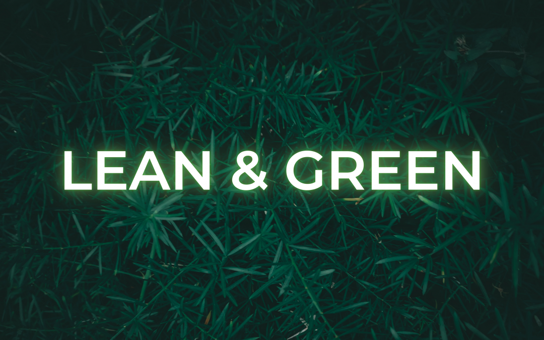 Lean & Green, una sinergia vincente